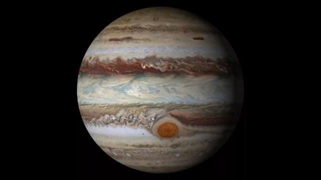 """""""木星冲日""""让木星成为""""夜空中最亮的星"""",那么明年再见啦"""